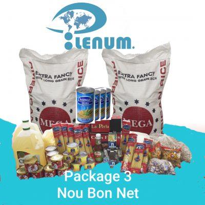 FOOD KIT (PROVISION POU LAKAY)