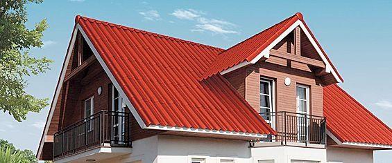 Tole couleurs 35mm 3 39 x6 39 plenum global inc s a for Colores de techos de casas