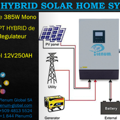 HYBRID HOME SYSTEM PACKAGE